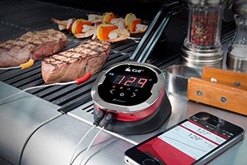 iGrill 2 bluetooth thermometer app