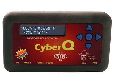 Cyberq best wifi automatic controller