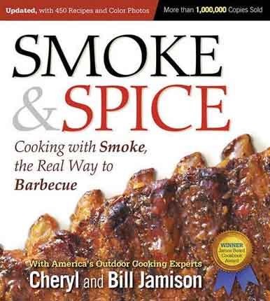 Smoke & Spice by Cheryl Jamison