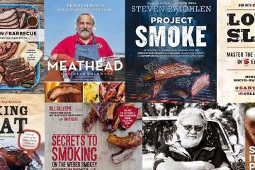 Best barbecue books