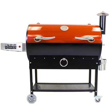 REC TEC Wood Pellet Grill Best Larger Grill