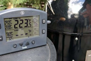 Thermoworks Smoke bbq thermometer review