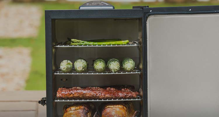 How To Season Your New Electric Smoker Smoked Bbq Source