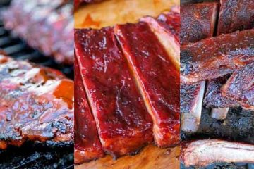Best barbecue pork rib recipes