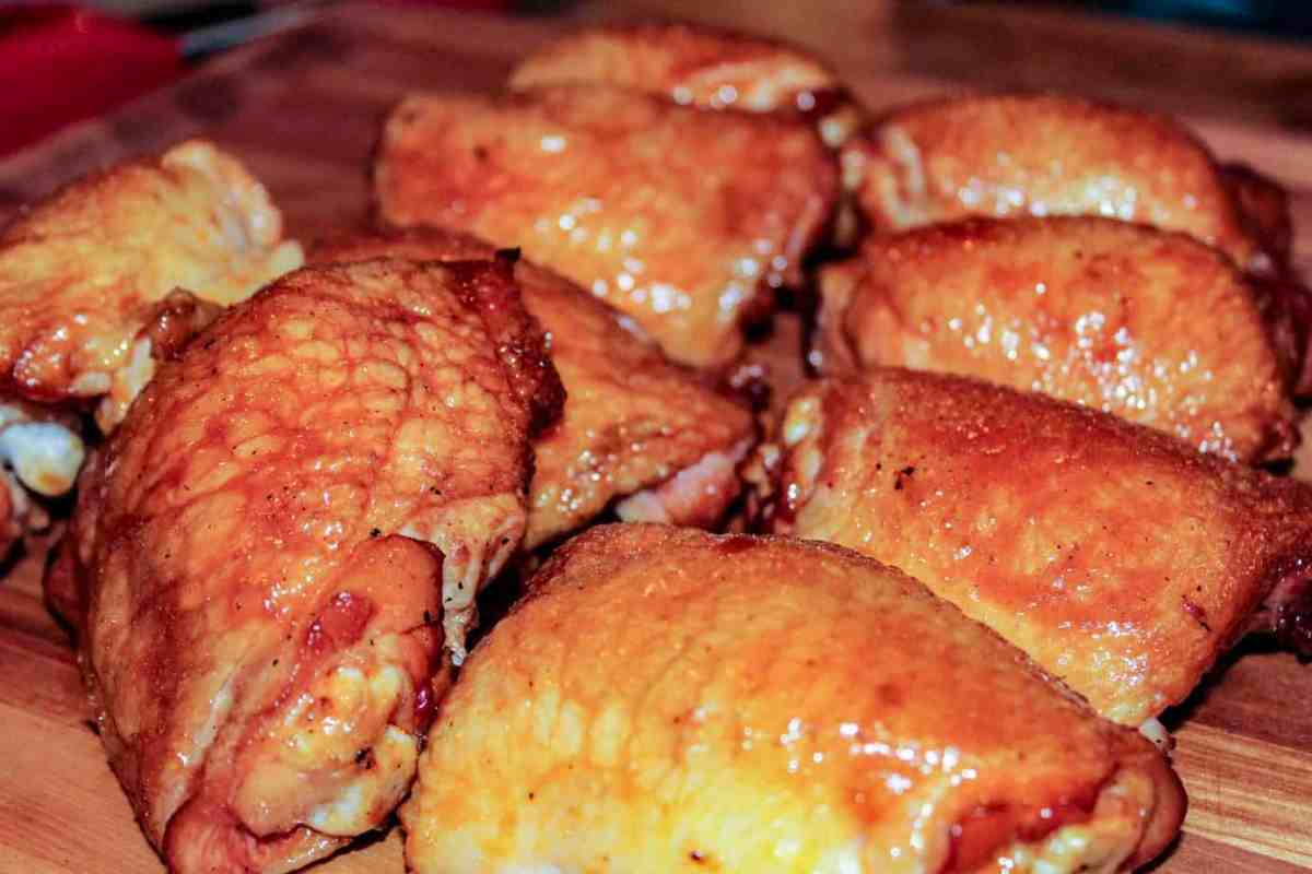 Easy Chicken Thighs