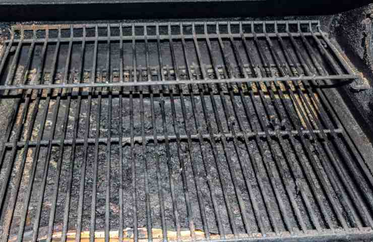 cleaning your pellet smoker