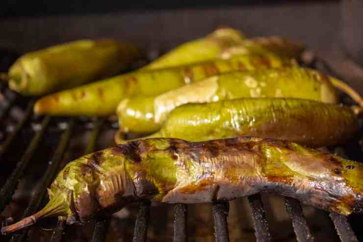 Smoked Hatch Chile