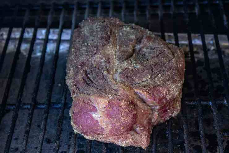 Chuck roast at 160 degrees