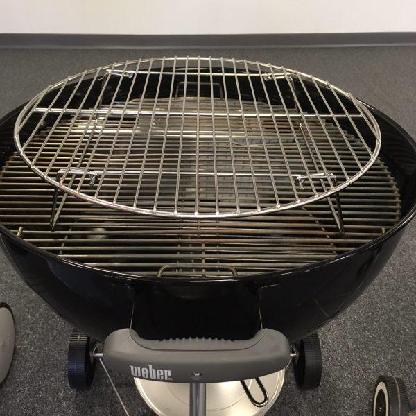 Smokenator 1000 Hovergrill Smoker Kit Weber 22 Charcoal Grills