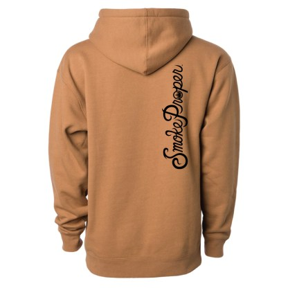 Saddle (back) – Smoke Proper Hoodie