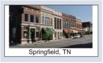 Springfield town