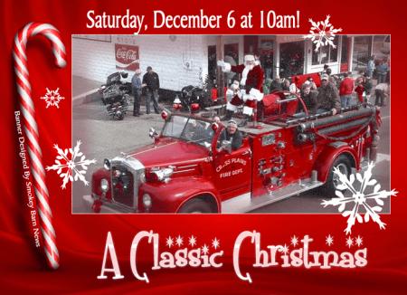 Cross Plains Christmas Parade flyer 2014a
