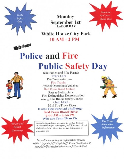 safety day flyer wh 2014a