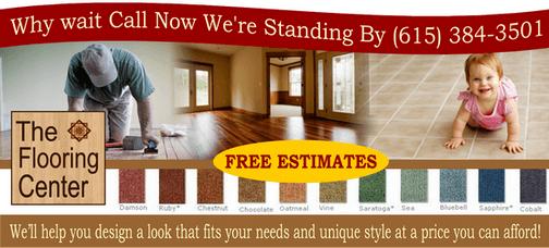 Flooring Brown ad