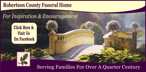 Funeral Home purple Ad