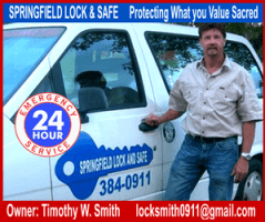 Springfield lock safe 300 b
