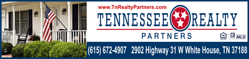 TN Realty Porch flag 511A