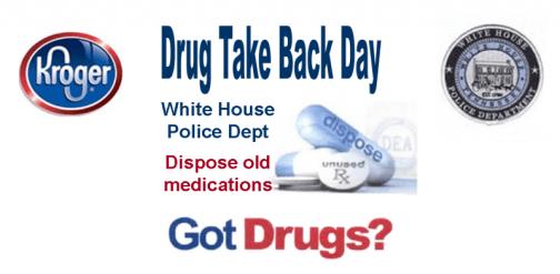 drug take back slider