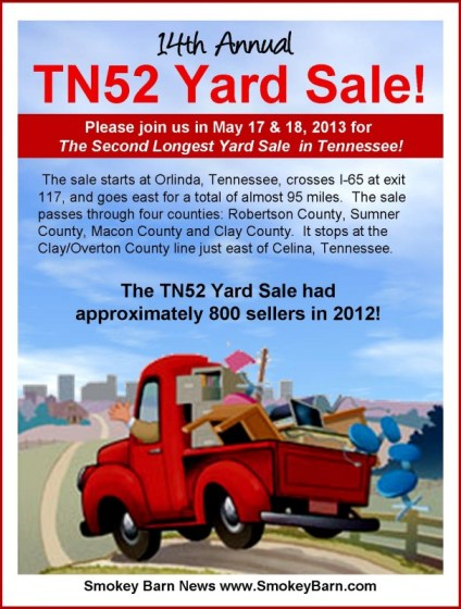 tn52 yard sale flyer