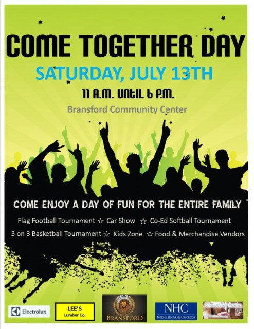 Come Together July 13