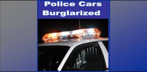 police car break in slider a