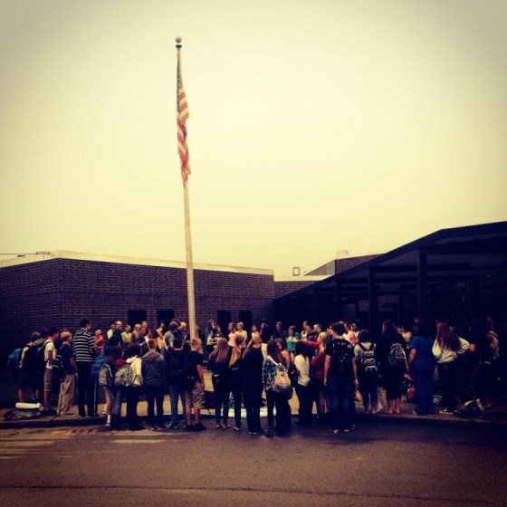 greenbrier High see you at the pole