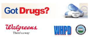 WH drug take back