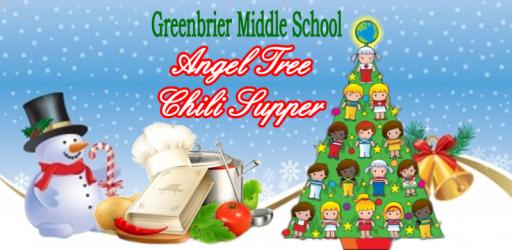 Greenbrier Middle Angel tree slider