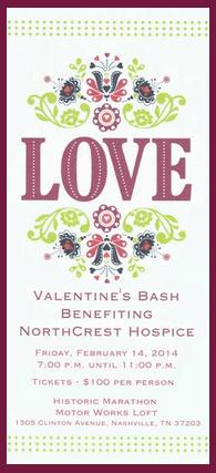 NC Valentine flyer