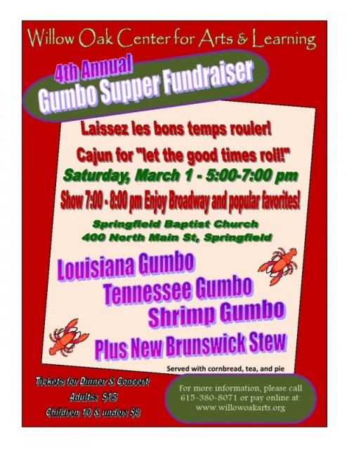 gumbo flyer 2014