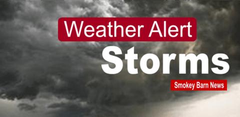storms slider