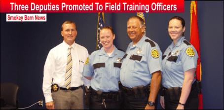 Three deputies slider
