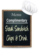 menu lunch