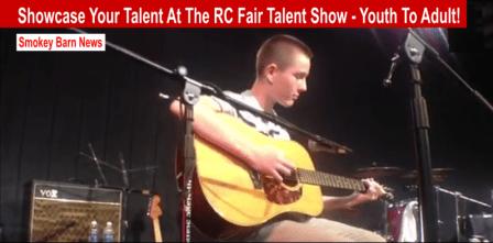 talent show slider for fair 2014