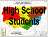 High school map