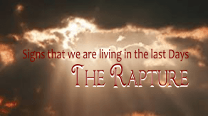 The rapture clouds