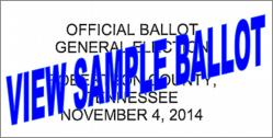 view sample ballot
