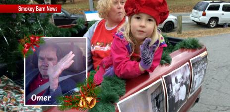 Adams Christmas parade Omer slider 2014