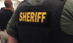 sheriff's vest