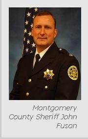 Montgomery County Sheriff John Fuson
