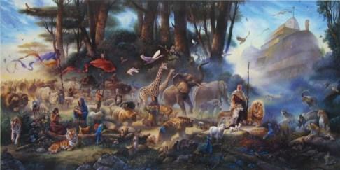 noah animals