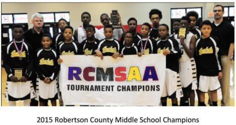 RCMS Champions