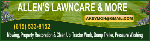 Allens lawncare 511b