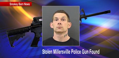 stolen gun found slider