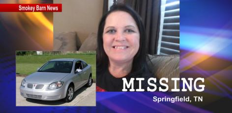 Missing Springfield woman slider