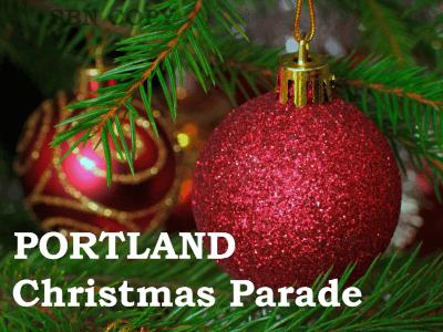 Portland Christmas Parade 2015