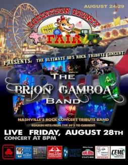 Brion Gamboa band