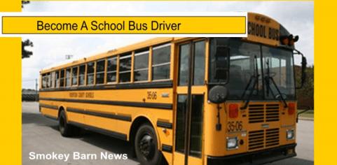 school bus driver slider