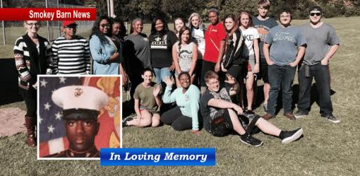 Marcus in loving memory slider