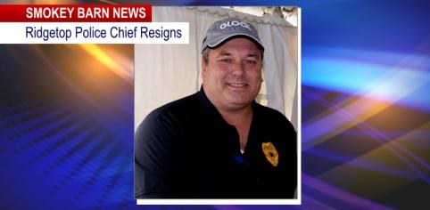 Ridgetop police chief Resigns slider